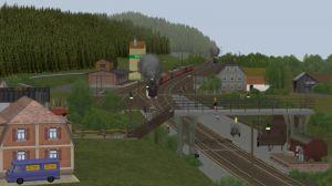 Bahnhof Falls