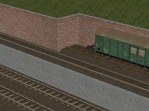 Gleismauer-Grundset